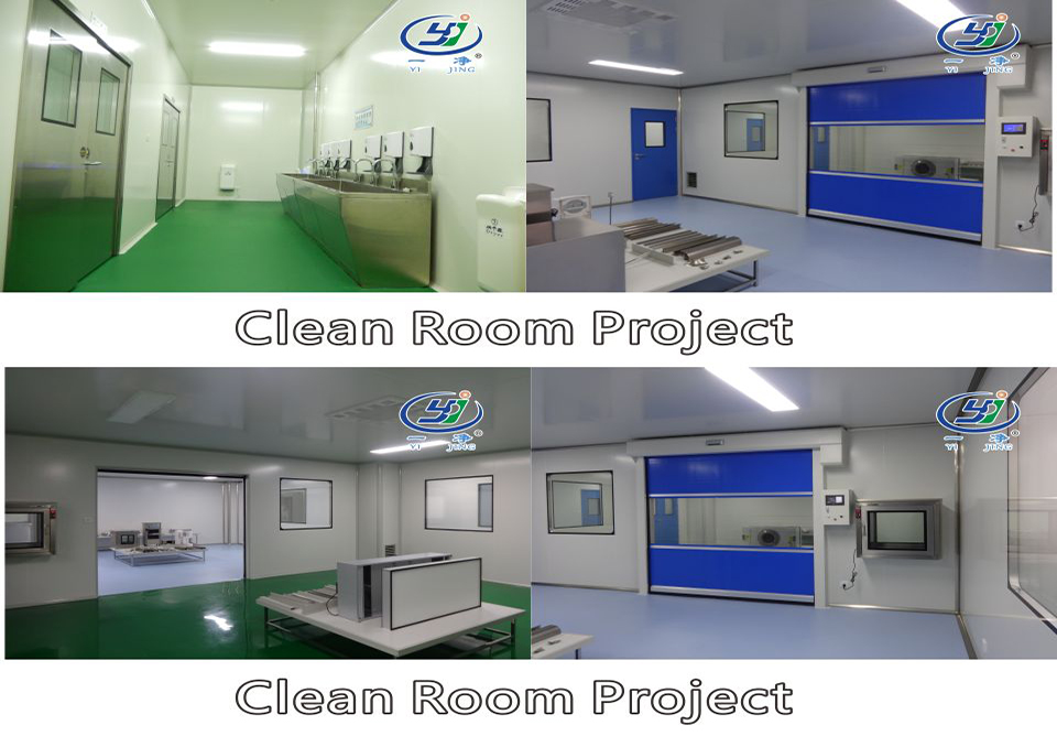 High quality modular clean room buy clean room modular for Clean room design qualification