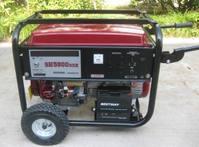 5kw gasoline generator for hot sale