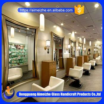 Factory Price Custom Different Sizes Of Hair Salon Mirror Buy Salon
