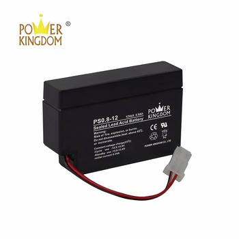 Ps0 8 12 Emergency Light Battery 12v 0 8ah Very Small