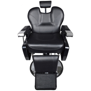New Design Reclining Man Simple Vintage Barber Chair