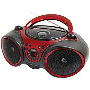 "Jensen Portable Stereo Cd Player With Am/Fm Stereo Radio ""Product Type: Boom Boxes/Boom Boxes"""