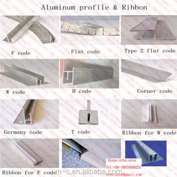 Aluminiumprofil Für Pvc Deckenfolie F Profil Buy Aluminiumprofil