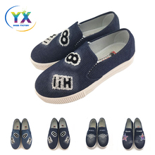 2018 ladies flat casual shoes women loafer shoes