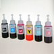 6 colors uv ink water based for Epson ciss T50 R290 R230 T60 P50 Printers