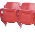 Gemini sports stadium seats plastic backrest chair folding chair used for gym