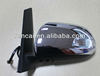 Auto body parts Car Side Mirror for toyota innova 2012