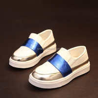 2017 kids shoes children young fashion shoes kids slip on casual shoes