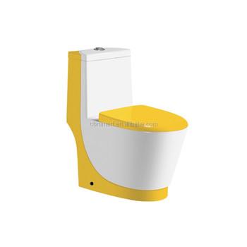 Different Color Nice Shape Square Shape Bathroom Set Toilet Seat