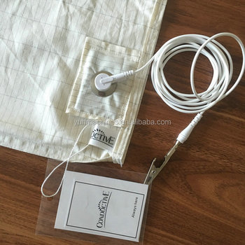 Manufacturer of pillowcase conductive pillowcase good for your health