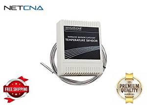 Sensaphone WSG Wireless Ultra Low Temperature Sensor with External Probe - - By NETCNA