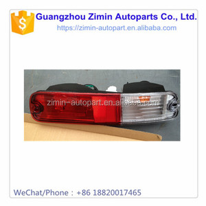 FACTORY PRICE !! CAR PARTS REAR BUMPER LAMP TAIL BUMPER LIGHT FOR Pajero Montero V73 V75 V77 V78 MN133775 MN133776