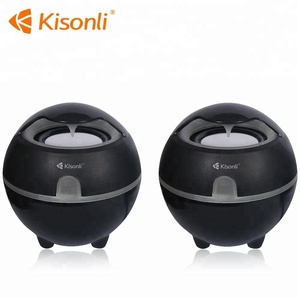 Portable mini speakers subwoofer with USB port for PC/Vedio/Music