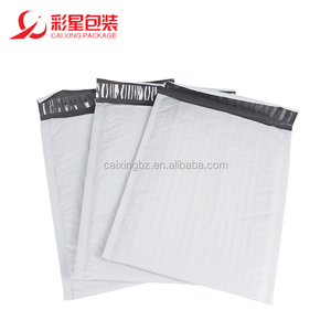 Factory wholesales Co-extruded film poly air bubble envelope padded mailer bag