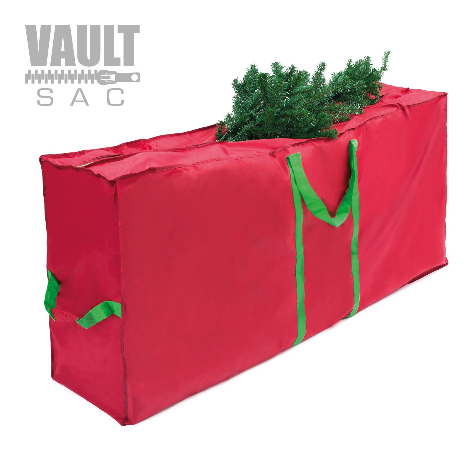 Christmas Tree Storage Bag | Large For Artificial Trees Up To 7 Feet Tall |  Great Storage For Holiday Accessories And Decorations | Durable Design