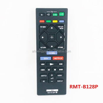hot sell blu ray player DVD remote FOR sony remote control pcb TV RMT-B128P