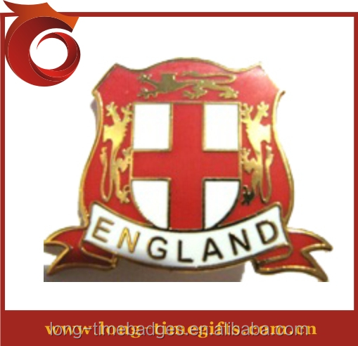 Angleterre lion badge