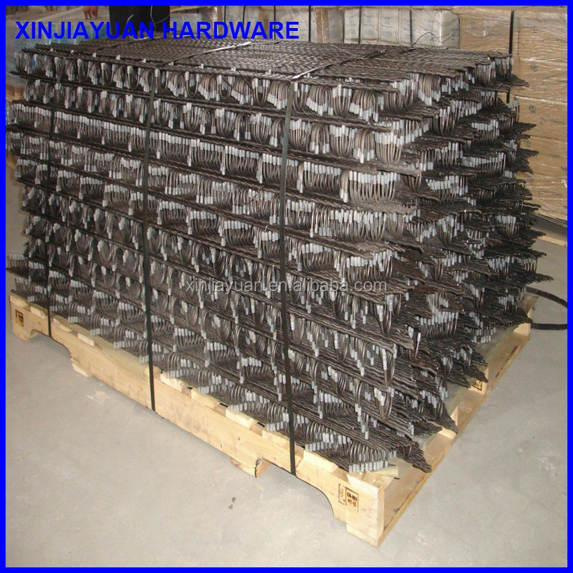 5'' distance slab bolsters tipped steel bar chair wholesale