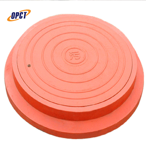 All sizes fiberglass well pit locking electrical lightweight manhole cover