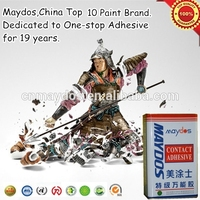 Maydos Neoprene cement spray contact glue for wood