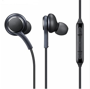 Top sale 3.5mm A++ quaity in ear Headphone for AK G Samsung s8 Earphone Headset for Galaxy s8 earphone with mic