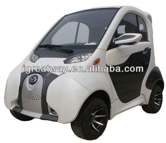 Stylish and Individuality eec L7e approved small electric car