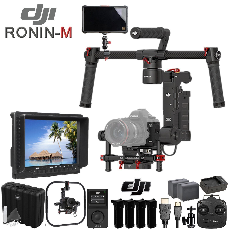CP.ZM.000374 Black Grip DJI Ronin Accessories Grip for Ronin-M /& Ronin-MX Ronin-M /& Ronin-MX