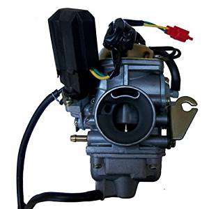 Upgrade Assembly Replacement Carburetor Fit For GY6 or GY6 Clone engine 150cc. 150cc Go Kart engine. 150cc Dune Buggie engine. 150cc Buggie engine. ROKETA. SUNL. BAJA. KAZUMA. JONWAY. CARROLL STREAM. EAGLE. TAOTAO. REDCAT. TANK. GIOVANNI. AIMEX. JACKEL. WILDFIRE. XTREME. SEASENG. QLINK. JCL.