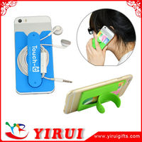 high quality portable mobilephone card holder for mobile phones cases