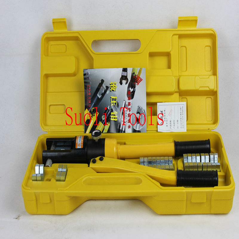 YQK-300 Hot Sale Hydraulic crimping press cable lug crimper tool