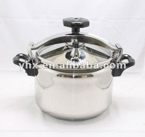 6Pcs Pressure Cooker Parts On Sale With Steam Basket And Stand 20 Liter