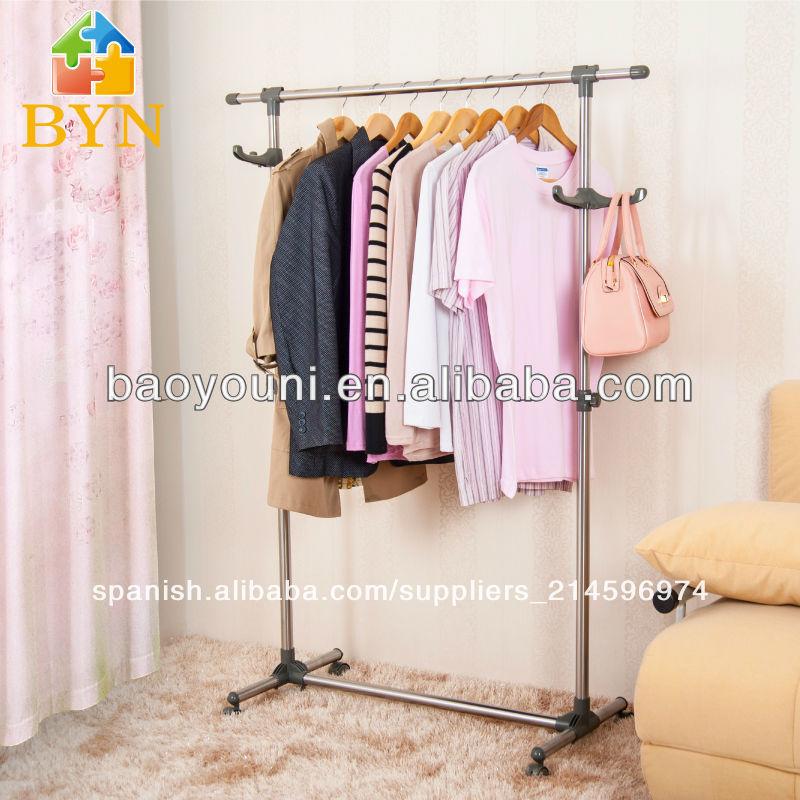Venta al por mayor colgadores de ropa movibles compre for Colgadores de ropa