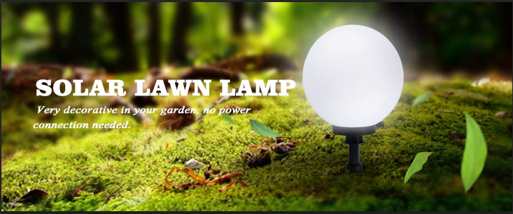 Landscape / Pathway Lights Globe Pack Outdoor LED Solar Garden Light