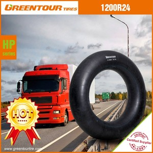 Hot sell Butyl rubber quality car and truck inner tube for tyre