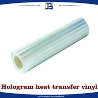 Bling Custom Heat Transfer Vinyl Hologram for Children Clothing