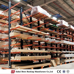 Excellent material cold storage warehouse racking system