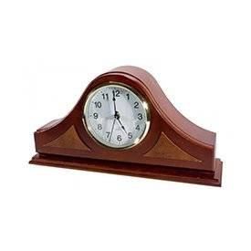 Zone Shield C1572 Additional Mantel Clock with SleuthGear Covert Camera