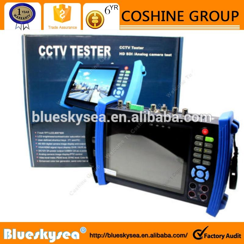 HVT-3600S for wholesales ahd/tvi/cvi camera tester made in China