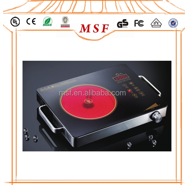 Kichen Appliances Online Shopping Infrared Induction Cooker