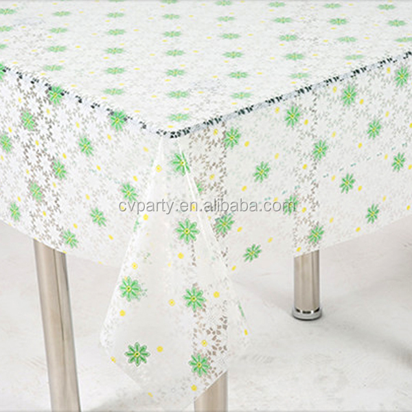 rubber table cloth