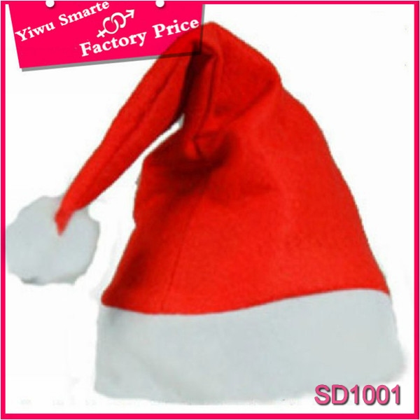 2015 top selling party decoration <strong>christmas</strong> ,Factory price nonwovens <strong>christmas</strong> cap