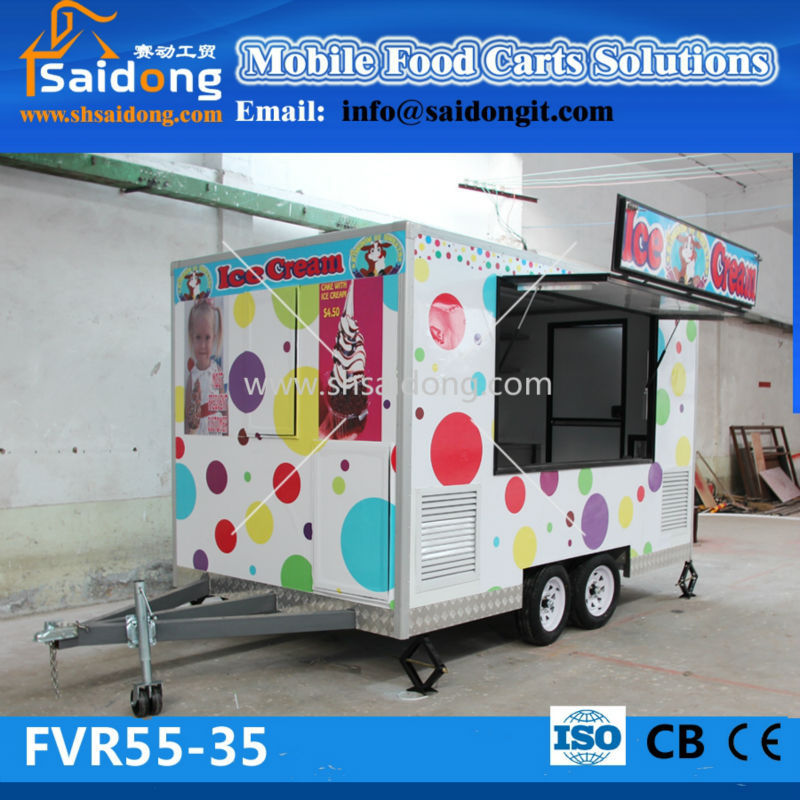 Fast Food Truck For Sale Ice Cream Trailer Food Truck Buy Fast