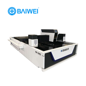High performance core machine 4kw laser cutter for 5mm carbon steel