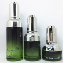 100ml 60ml 30ml 20ml glass dropper bottles