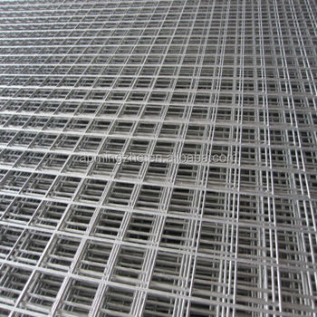 Cheap Grid Flat Galvanized Sheet 1x2 Welded Wire Mesh Panel - Buy ...