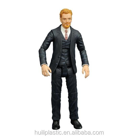 Custom made plastic toys OEM pvc figure Plastic action figure