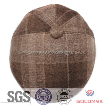 84a47049ba3 Low Price Wool Brown Hat Ivy Caps For Men Ivy Hat