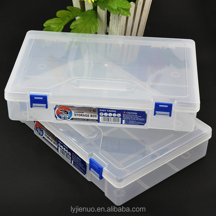 China Wholesale Store bait PP <strong>Fishing</strong> Tackle Plastic Hard Box