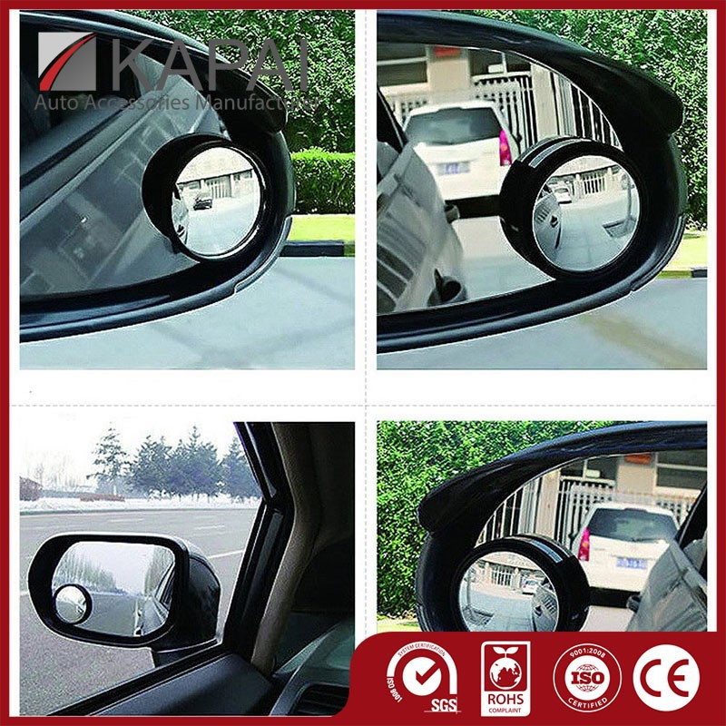 Hypersonic Car Side Blind Spot Mirror View Mirror For Left Backseat Passengers