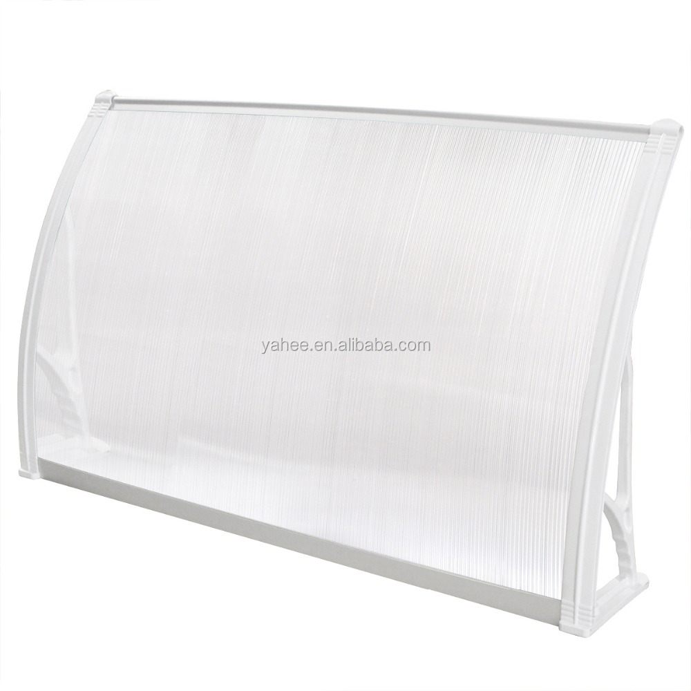 Outdoor garden window Shelter Canopy Awnings